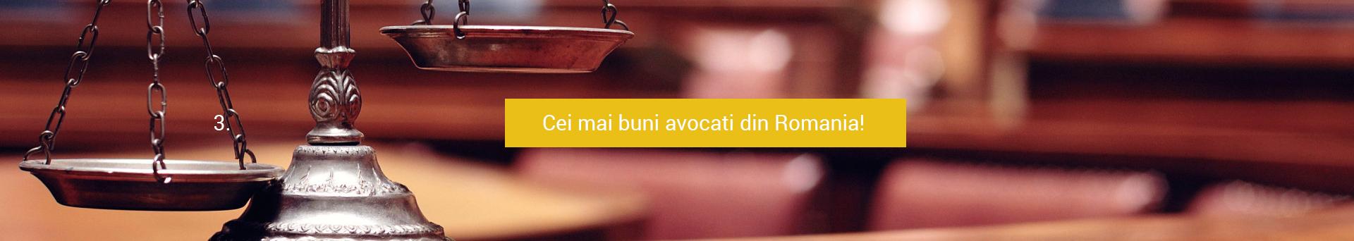 Cei mai buni avocati din Romania!